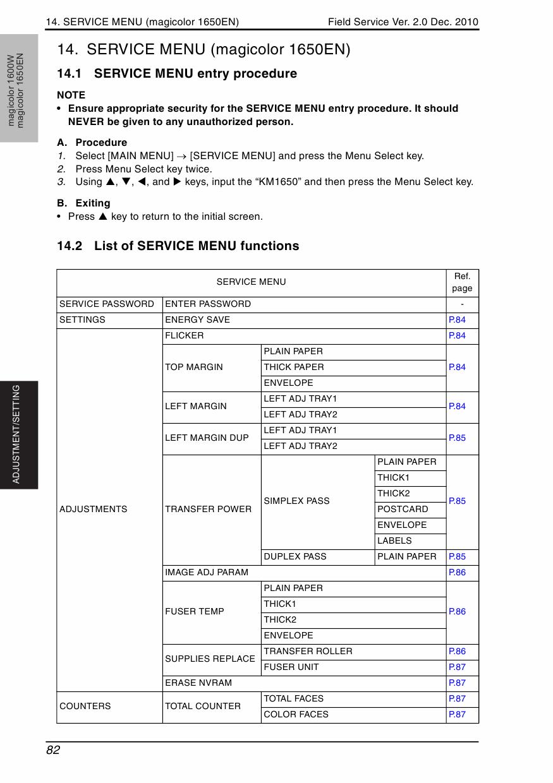 Konica-Minolta magicolor 1600W 1650EN FIELD-SERVICE Service Manual-4